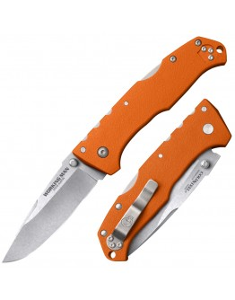 54NVRY Cold Steel Working Man (Blaze Orange)