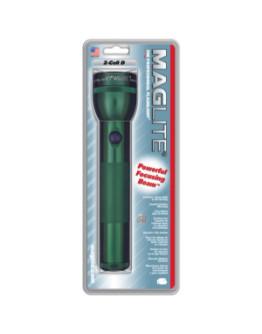 S2D396U Maglite 2 Cell D zelena