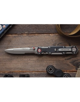 MB006 Mr.Blade Ferat Stonewashed Serrated